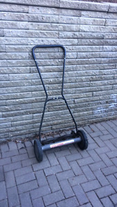 Craftsman Reel Style Lawnmower