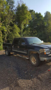 2004 Chev 2500 for sale