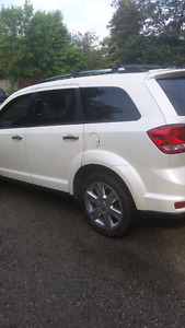 Dodge journey R/T loaded