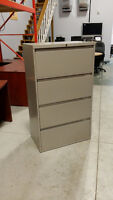 Steelcase Filing Cabinets - $250 - 30'' Wide
