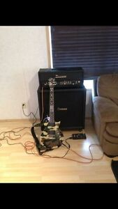 GREAT DEAL!!! Ibanez TBX 150 half stack