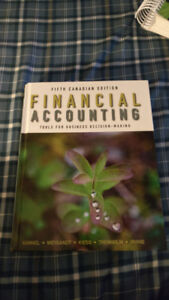 Financial Accounting fifth edition