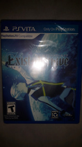 Exist Archive PS VITA Factory Sealed !