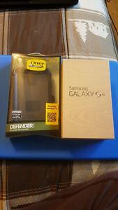 Samsung S4 w/ Otterbox