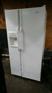 Ice maker fridge