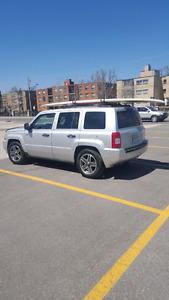 2008 Jeep Patriot North