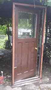Solid Wood Door and Frame Cornwall Ontario image 2