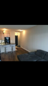 Fully furnished condo -90 absolute ave - available September 1st