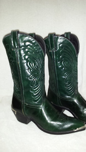 Lady's Western Boots