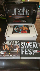 Insanity Max Exercise Kit