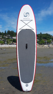**FREE SHIPPING** Naakua iX7 Inflatable SUP Paddle Board