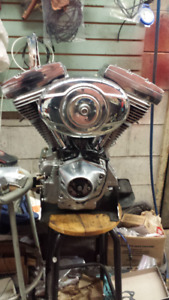 Rebuilt Evolution Motor with CV carb NEW PRICE