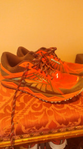 Souliers trail running Brooks caldera t 12