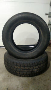 185 65 14 Cooper Weather Master tires