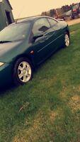 2001 Cougar Sport V6 **Brand new All Season Tires**