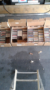 Various CD for sale