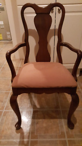 Chairs  2 for $125 sold
