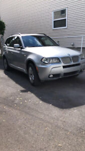 BMW X3 2008 for sale / a vendre