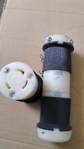 Twist lock plugs 30A 250V