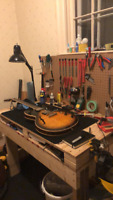 Guitar Repair and Modification Services