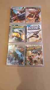 PS2/PS3/Xbox 360 games