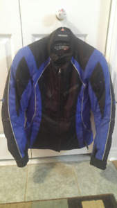 Size Large Teknic Motorcycle Jacket in New Condition