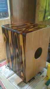 Hand Made Cajon Drums, Kitchener / Waterloo Kitchener Area image 1