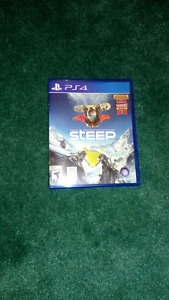 Ps4, Steep