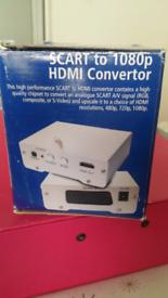 Scart to HDMI 1080p ~ Converter