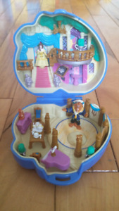Polly Pocket Beauty and the Beast
