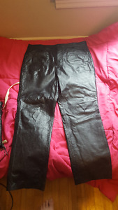 FMC Leather Commanders Pant's