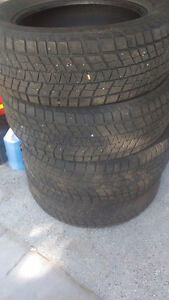 4 Winter Tires used one season