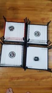 Wwe rings