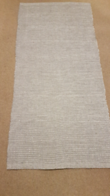 Grey Cotton Rug