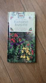 Hanging baskets book