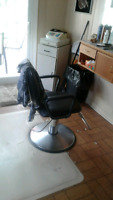 Hairstylist equipment