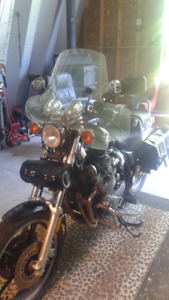 Yamaha Maxim XJC 700 Fully Loaded - Serious Inquies Only