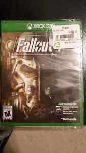 Brand new Fallout 4 sealed. Kitchener / Waterloo Kitchener Area image 1