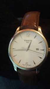 mens TISSOT TRADITIONAL TO63610 watch