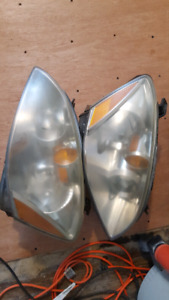 2004 NISSAN ALTIMA 2.5/HEADLIGHTS/TAILLIGHTS