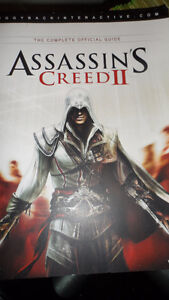 assassins cred II book