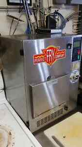 PerfectFry Ventless Commercial Deep Fryer - Used