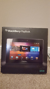 BlackBerry 32GB PlayBook Tablet with Wi-Fi