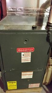 Goodman Furnace High Efficiency 95 AFU Excellent Condition