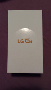 Cellulaire LG G4 Brand NEW