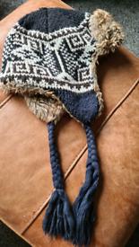 Mens Huntington&Co winter hat