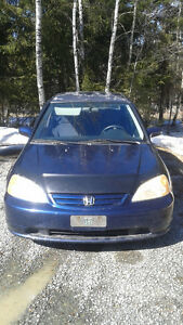 Honda Civic LX Berline 2001