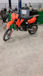 2006 ktm 85sx moving must sell