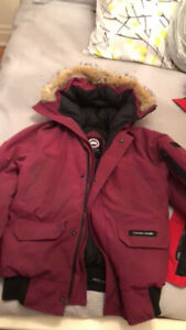 CANADA GOOSE JACKETS FOR SALE!! BOMBER AND MEDIUM CUT