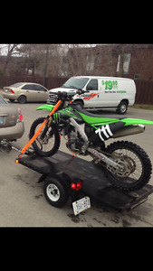 Very snappy and tons of fun 2012 kx250f